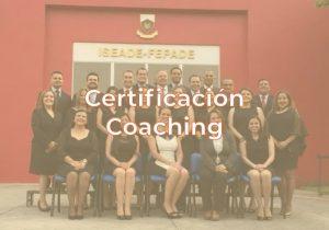 Certificación Coaching