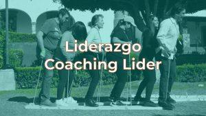Liderazgo coaching lider