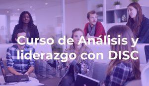 curso de analisis y liderazgo disc